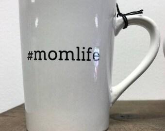 momlife coffee mug