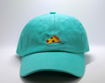 2 Bite Slice Dad Cap