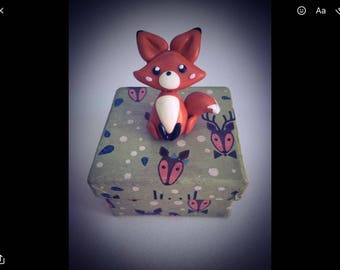 tooth box little Fox