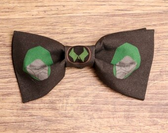 Marvel Dr Doom Bow tie