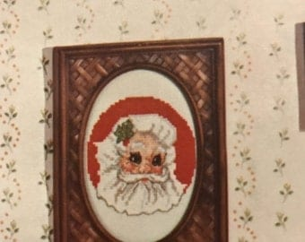 SPRINGSALE Vintage Prime Arts Limited Mini Christmas Treasures counted cross stitch book 5