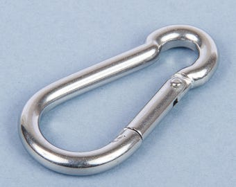 Clasp stainless steel 60mm