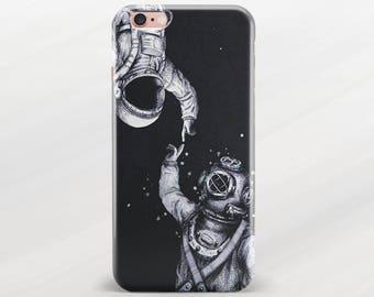 iPhone 6 Case Astronaut iPhone 7 Case iPhone 6 Plus Case Samsung Galaxy S5 Space iPhone 7 Plus Case iPhone 5s Case iPhone 6s Plus Case Funny