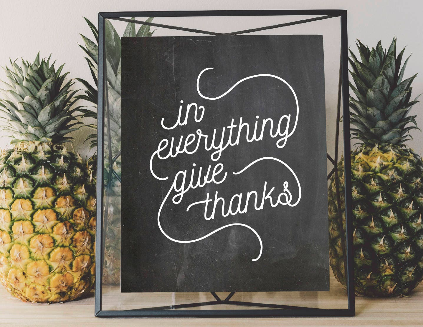 in everything give thanks farmhouse sign pdf    svg file