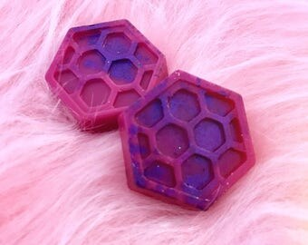 Candy Comforter (Lush Inspired) Scented Soy Wax Honeycomb Bar For Wax Burners