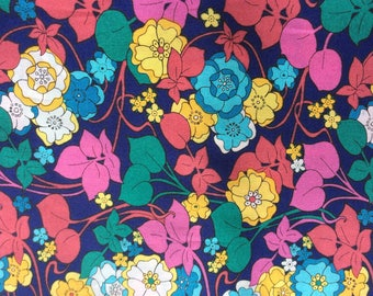 Tana lawn fabric from Liberty of London, Boxford.