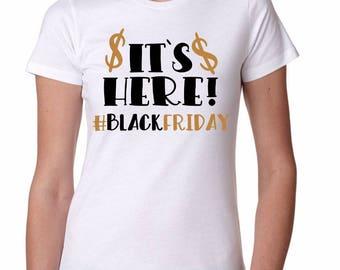 Black Friday Gear/ Black Friday shopping Shirt/ Black Friday funny Tshirt/Black friday bling/Operation Black Friday Tshirt/ gifts for her