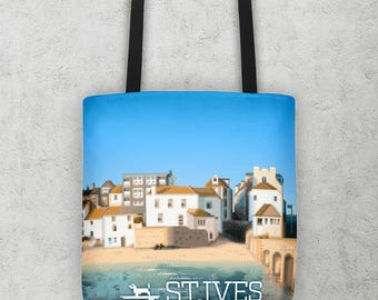 Tote Bag - The Harbour St Ives