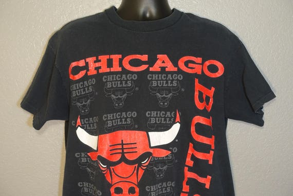 1991 Chicago Bulls - Air Michael Jordan Era Vintage T-Shirt