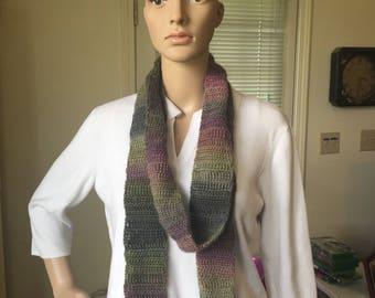 Dusky Sage scarf