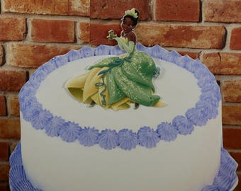 princess and frog wedding cake topper frog cake topper etsy 18760