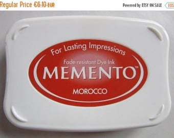 Solde -5% Ink-MEMENTO - red Morocco - Japan