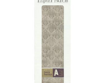 3 sheets paper decopatch 26 x 37.5 cm PAPERMANIA old damask