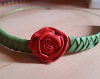 Collier romantic rose