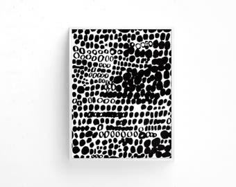 Dominó 1 gilclée print, archival print, contemporary print