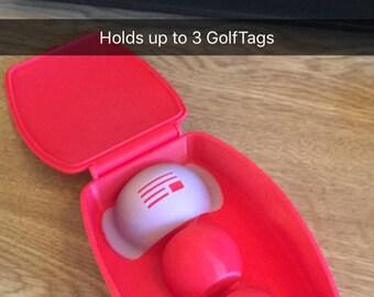 GolfTag Carry Box