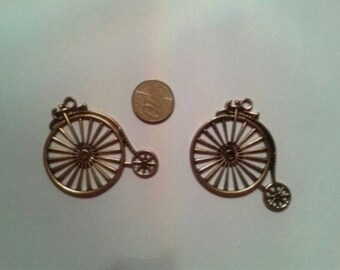 bike design costume jewelry 20 charms