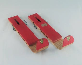 Vintage Children's Shoe Skis