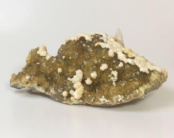 Yellow fluorite, Spain, 5400 grams