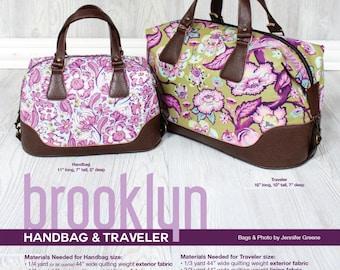 Brooklyn Tote Pattern