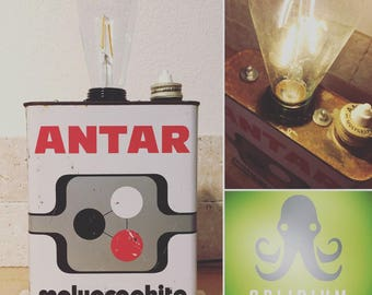 Truss ANTAR oil can lamp