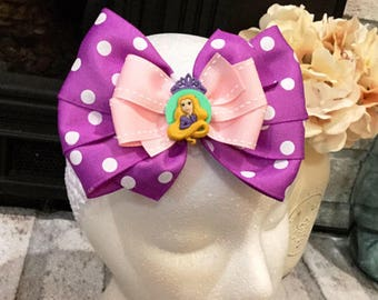 Tangled, Rapunzel Hair Bow