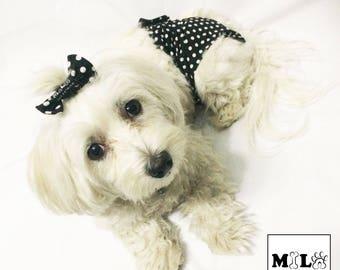 Dog Panties, Pet Diaper, Ribbon, Dog Underwear, Girl,  Summer, Pet Clothes