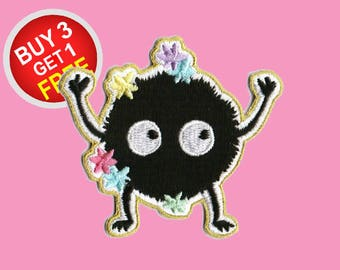 Anime Patches Cartoon Patches Iron On Patch Embroidered Patch Sew On Patch Cute Patches Jean Patches