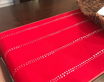 Valentine Table Runner | Winter Table Runner | Snowflake Table Runner | Valentine Table Decor | Valentine Decoration | Valentines Day Decor