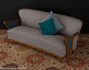 50s sofa, couch, 60s, vintage (706028)