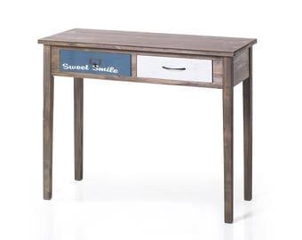 Vintage Secretary desk with 2 drawers