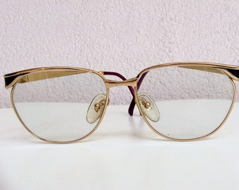 Vintage NINA RICCI glasses frame France 2000s 90s vintage glasses TOP