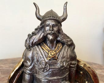 Michael Ricker pewter Viking 417/2000