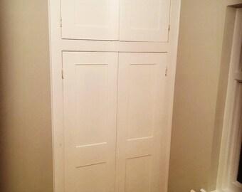 Bespoke pine cubpoard doors