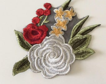 As applique embroidery 16 * 19 centimeters to sew