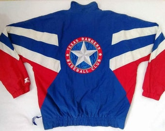 Vintage Texas Rangers Starter Jacket