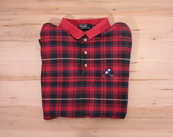 Vintage Polo Golf shirt made in USA