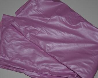 Powder Pink polyester 2 coupons