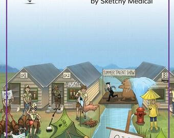 SketchyPharm Companion Workbook