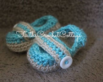 Baby Sailor shoes