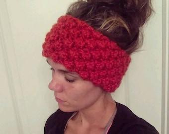 Burnt Orange Fall/Winter Headband