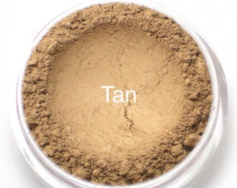 Mineral Foundation Powder, Full Coverage 20ml