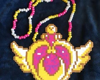 Sailor Moon Kandi Perler