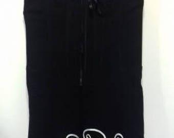 Vintage 70s MARA MARGO Sleeveless Women Dress  **Like A New** Size:( 38 )