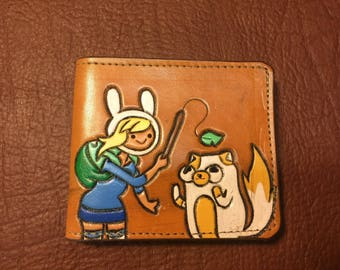 Fiona and Cake Wallet