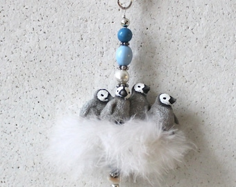 Pocket Pendant, Taschenbaumler, Penguin