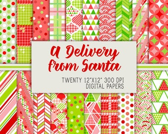 """A Delivery From Santa 