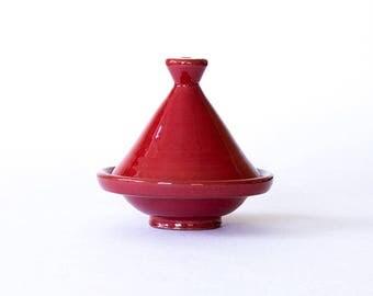Small Tajine Red Ø 13 cm