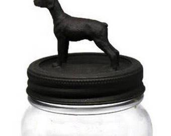 Customizable dog treat jar , glass dog treat jar , dog treat mason jar , customizable dog treat jar , glass dog treat jar , dog cookie jar