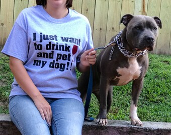 Dog Shirt - Dog Mom Shirt - Dog Mom Gift - Dog Mom Shirt - Pitbull Shirt - Yorkie Clothes - Daschund Shirt - French Bulldog Clothing